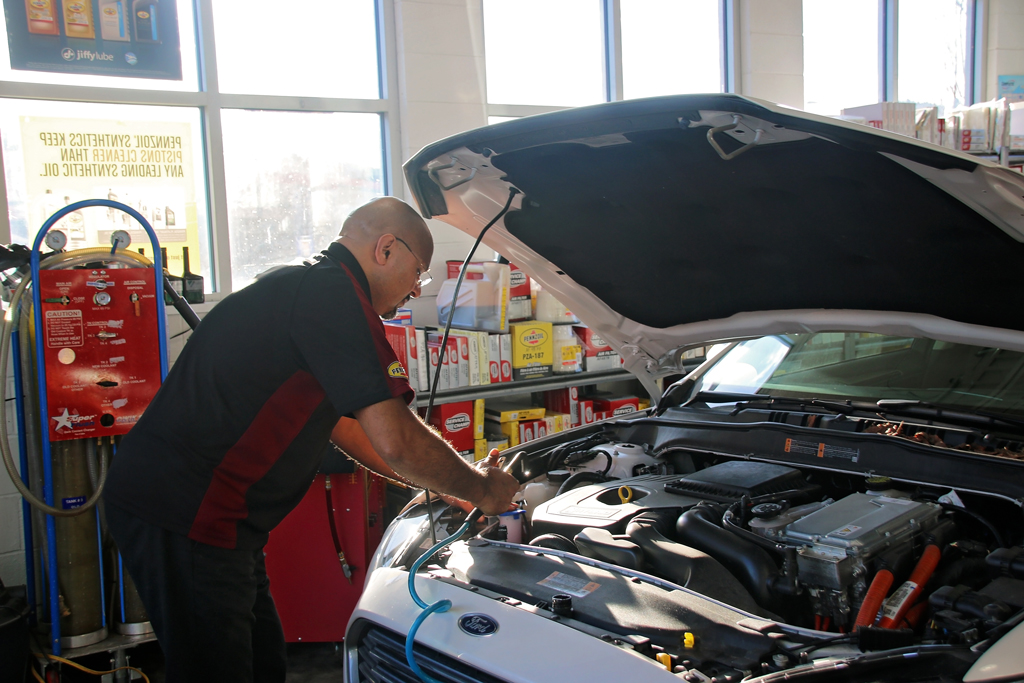 Oil change Service Chilliwack